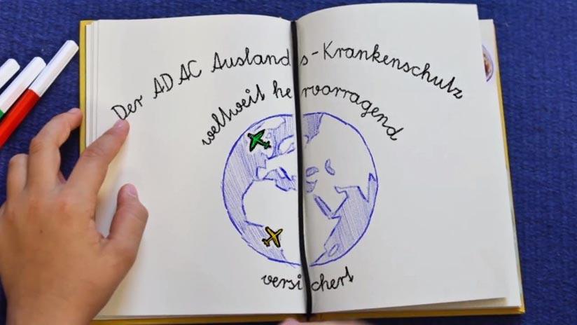 ADAC - Auslandskrankenschutz