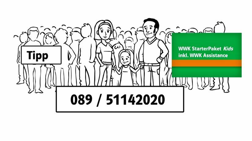 WWK Versicherungen - Vorsorgeangebote
