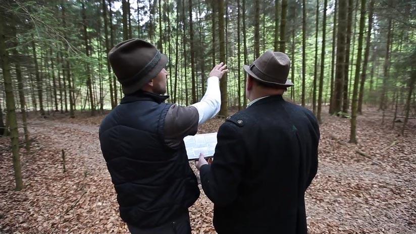 Bayerische Forstverwaltung