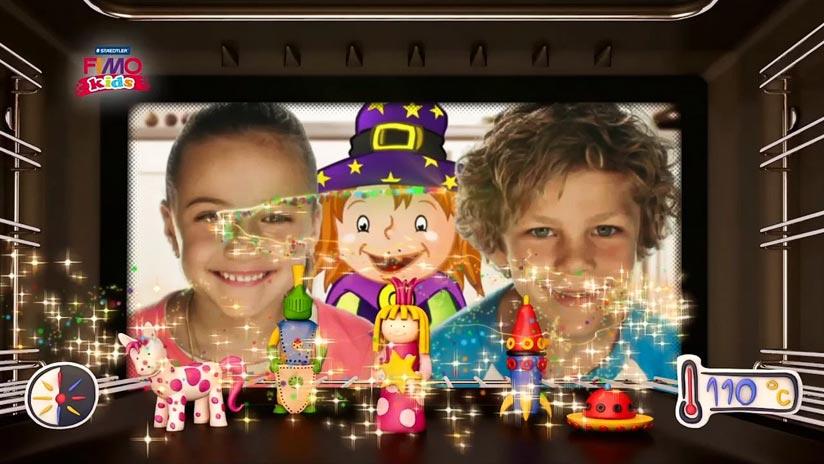 Fimo kids TV-Spot