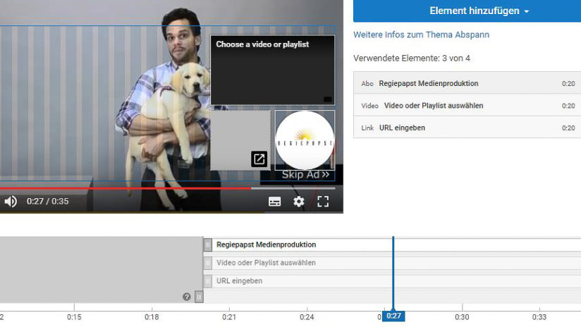 Brandneue YouTube-Tools für optimiertes Videomarketing