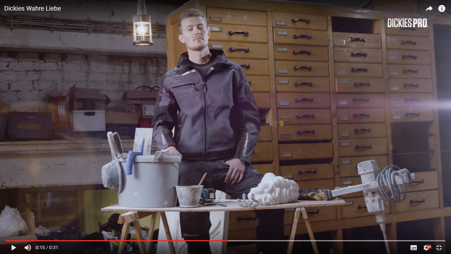 Dickies Wahre Liebe Bewegtbildstrategie Videokampagne AdWords Distribution Online Social Media Film YouTube Daten