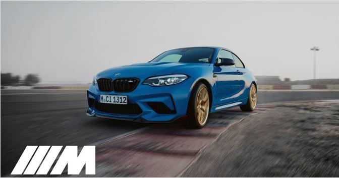 The first-ever BMW M2 CS