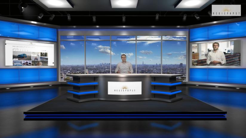 Die virtuelle Livestream Produktion