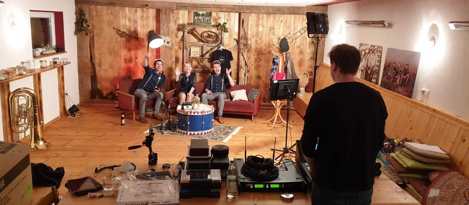 Virtuelle Event & Livestream Produktion